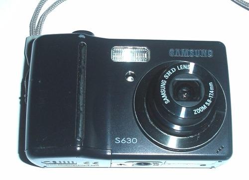 câmera samsung s630 para retirada de peças