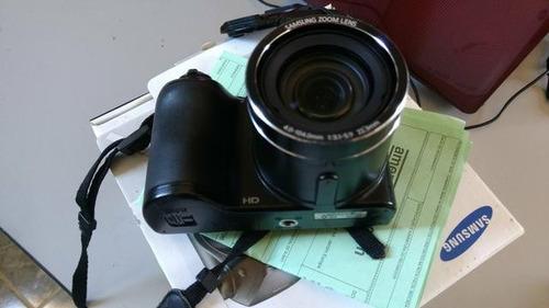 câmera sansung wb100