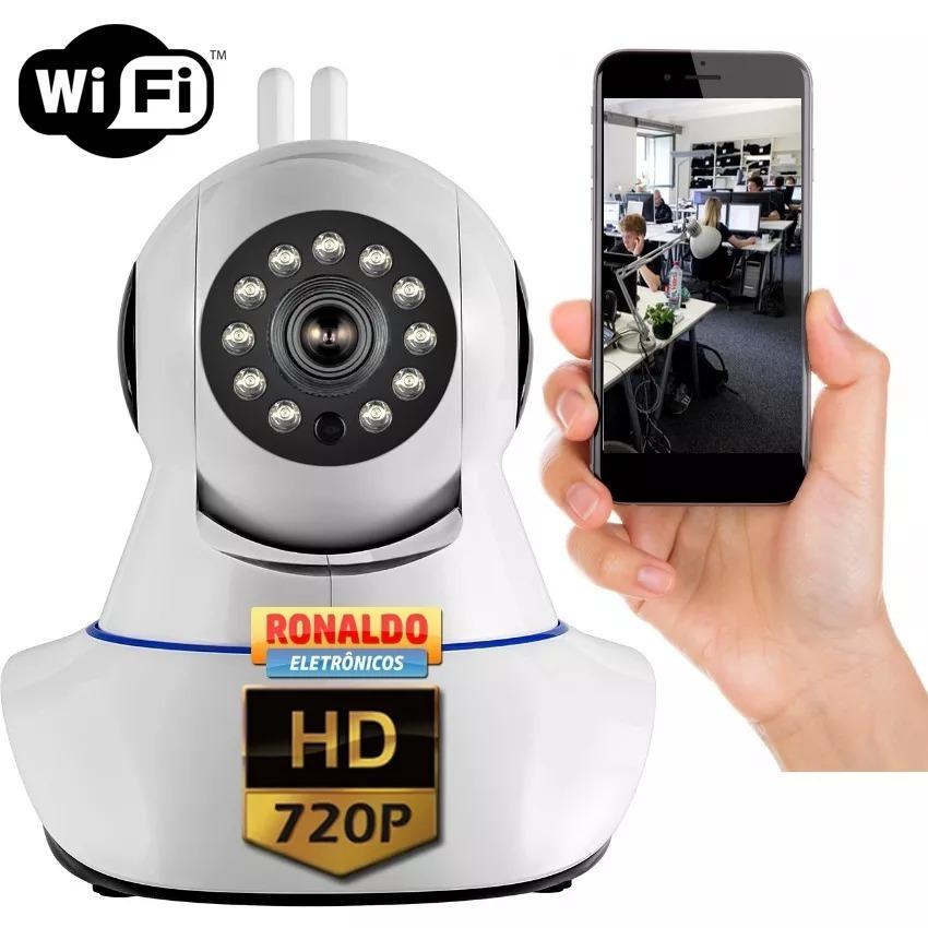 9b2d705ed210e câmera segurança ip wifi hd residencial celular ios android. Carregando  zoom.