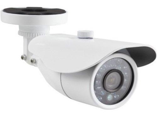câmera segurança residencial hd 1.3 megapixel 24 leds ircut