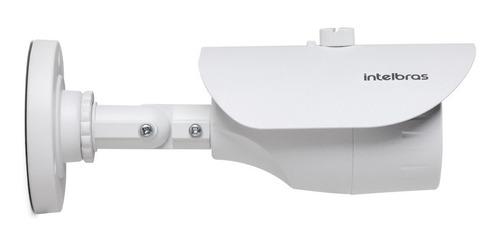 câmera segurança vm 3120 ir g4 2.8mm - super analógica metal