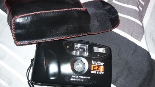 câmera sem vivitar