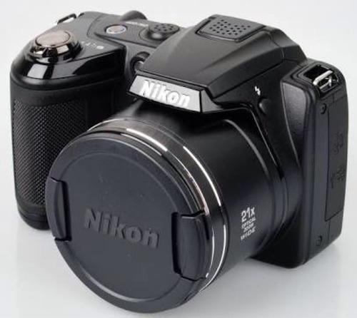 câmera semi nikon