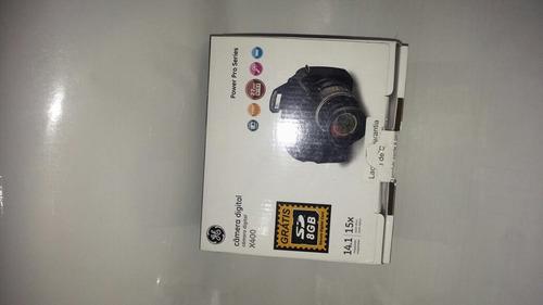câmera semi profissional ge