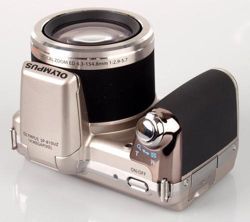 câmera semi profissional olympus sp-810uz pronta entrega