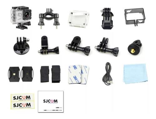 câmera sj4000 wifi original sjcam filmadora fullhd moto bike
