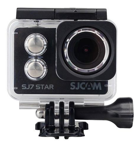 câmera sj7 star 4k original wifi 16mp action fpv gyro sjcam