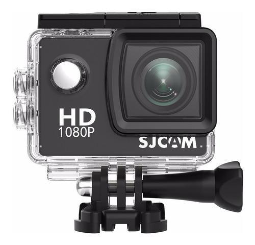 câmera sjcam sj4000 1080p full hd filma gopro prova d'agua