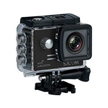 câmera sjcam sj5000 - wifi preta