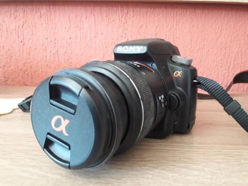 câmera sony a35