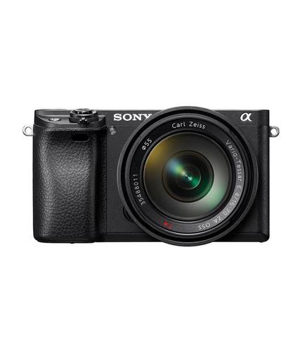 câmera sony a6300 l c/lente16-50mm pronto entrega lacrada