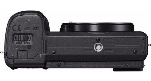 câmera sony alpha a6500 somente corpo mirrorless nota fiscal