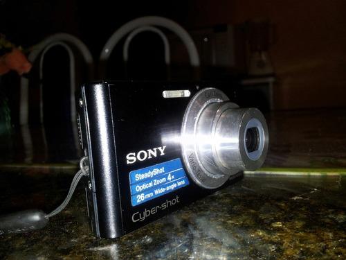 câmera sony cyber-shot 14.1 mega pixels
