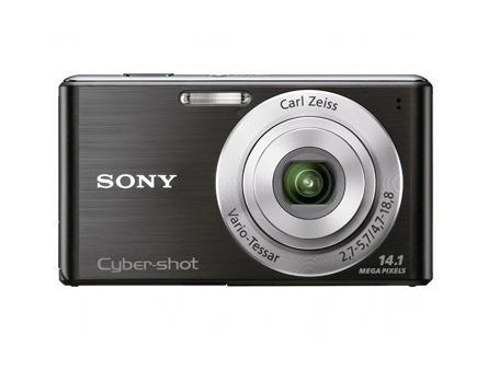 câmera sony cyber-shot dsc-w530 - preço imperdível