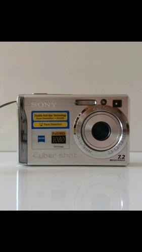 câmera sony cybershot