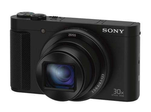 câmera sony dsc-hx80 fhd+ micro sd 32gb grátis  - promoção