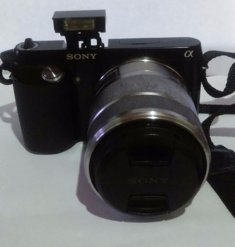 câmera sony nex f3 semi profissional