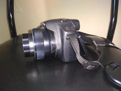 câmera sony zoom 30x, ótima para vídeos
