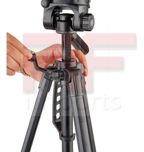 câmera suporte tripé