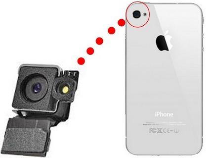 Apple iPhone 4S 8.89 cm (3.5