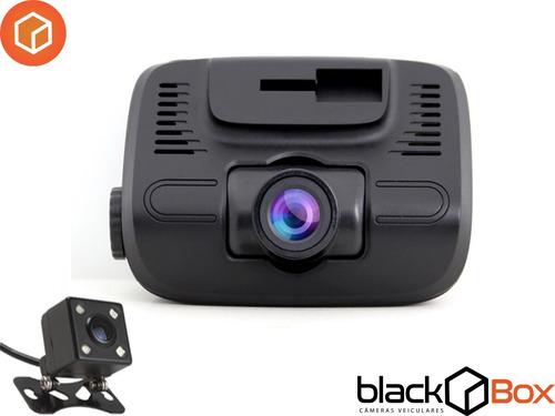 câmera veicular black box gp5 dual - até 128gb