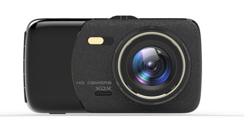 câmera veicular black box gpx dual gps - ultra night vision