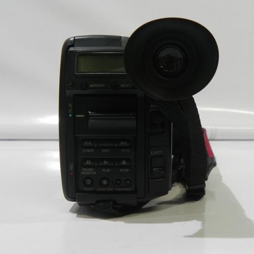 câmera videomovie gr-303 **dá imagem mas não grava - defeito