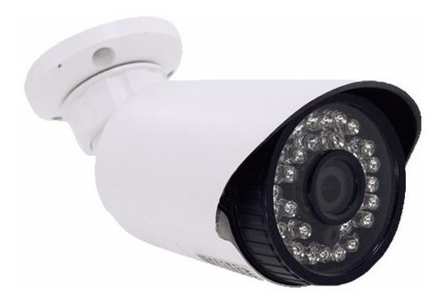 câmera vigilância kit 2 câmeras em hd infra e dvr hdmi