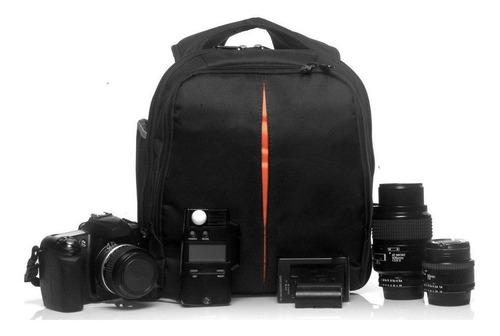 câmeras acessórios mochila para