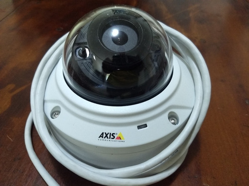 câmeras ip axis m3024-lve - 3 unidades - valor por unidade