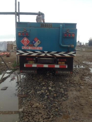 cmion cisterna international de 3000 galones conservada año