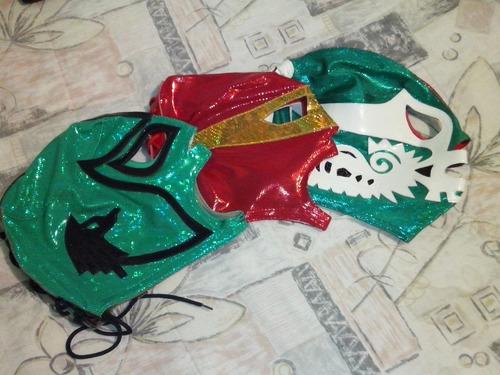 cmll mascaras luchadores lycra