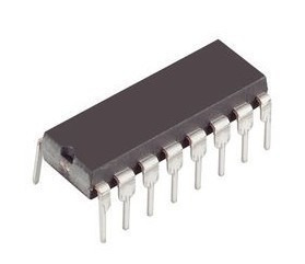 cmos 4034 - 8 bit bidirectional bus-register