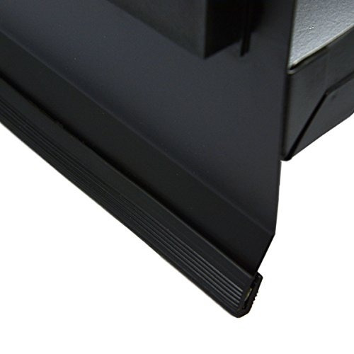 cms magneitcs® magnetic tool tray 825x45x125 black tool org