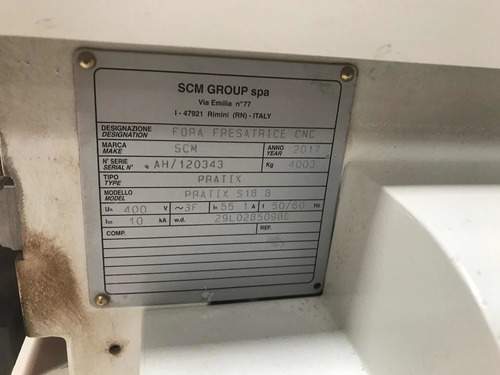 cnc con control numerico para madera