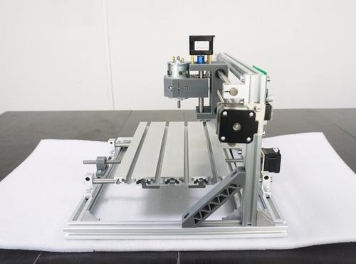 cnc grabadora cortadora router 30x18 + laser 500mw