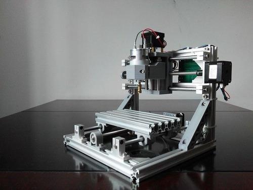 cnc grabadora de cuero, plastico y mas 2500mw