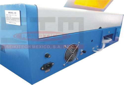 cnc laser stm robotics cortadora laser señalizacion
