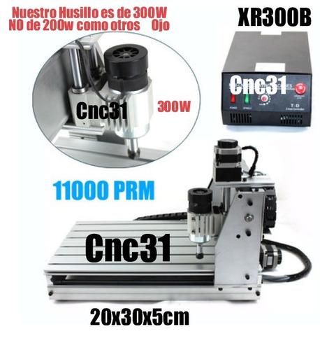 cnc mini router cnc 3020 - 3 ejes