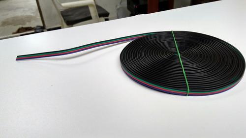 cnc nema 23 impresora 3d cable led rgb por 10 metros