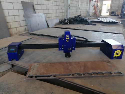cnc plasma y oxicorte pantografo robot