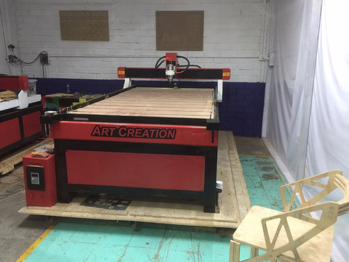 cnc router 1.22 x 2.44 / motor 3kw - 4hp / pantografo