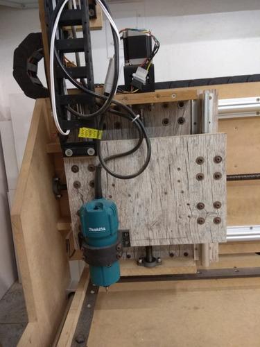 cnc router completa madeiras e acrílicos mdf 1280x1450x100mm