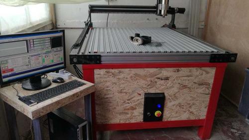 cnc router impresora 3d fabricación y repuestos