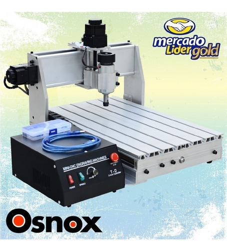 cnc router maquina fresadora cortadora laser madera metal 3d