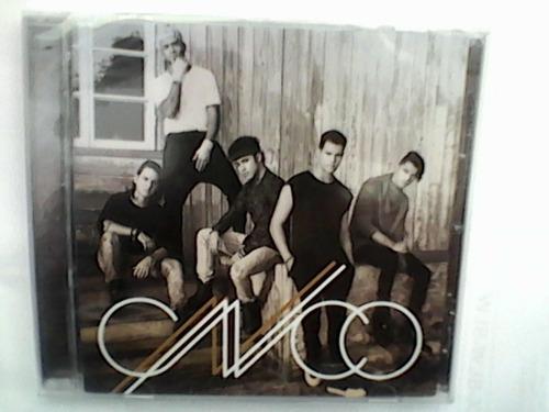 cnco cd cnco 2018 nuevo álbum mamita nuevo sellado smm