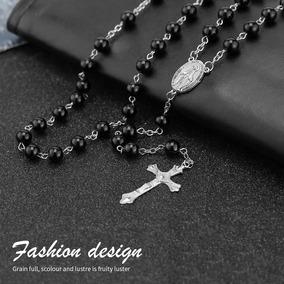 1e67b71563b1 Collar Perlas Negras Hombre en Mercado Libre Argentina