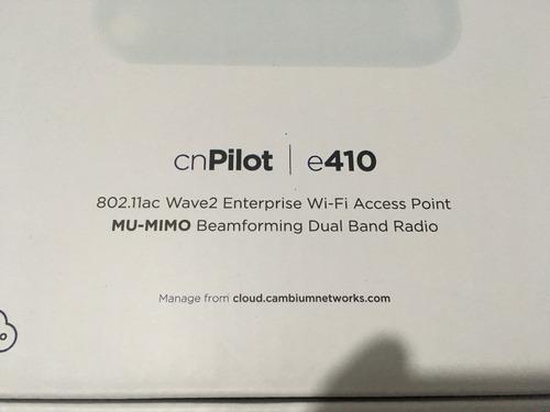 cnpilot e410 cambium networks