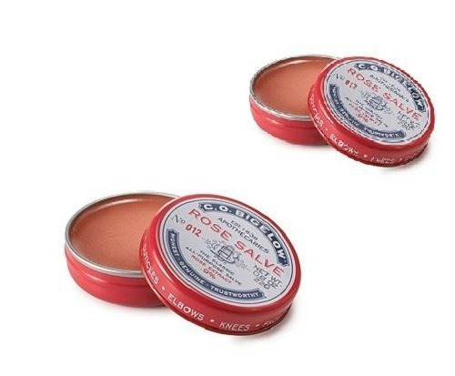 co. bigelow - bálsamo labial clásico rose salve de uso múlti