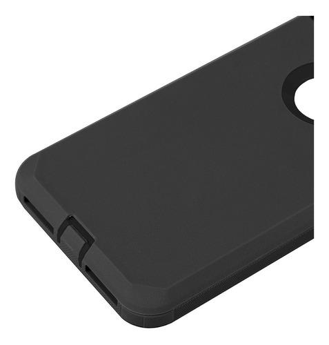 co-goldguard iphone plus 7/8 más la caja de servicio pesado